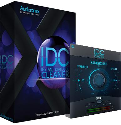 Audiocleaner - entfernt auch Windgeräusche