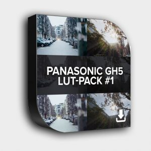 Panasonic GH5 LUT-Pack #1