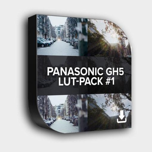 Panasonic GH5 LUT-Pack #1
