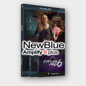 NewBlue Amplify 6 plus - Aktion für EDIUS 9 Kunden