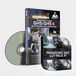 GH5 Training auf DVD