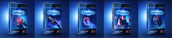 Video Copilot MotionPulse BlackBox