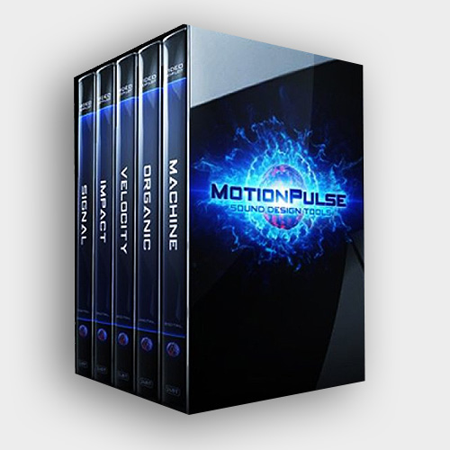 Video Copilot MotionPulse BlackBox Download