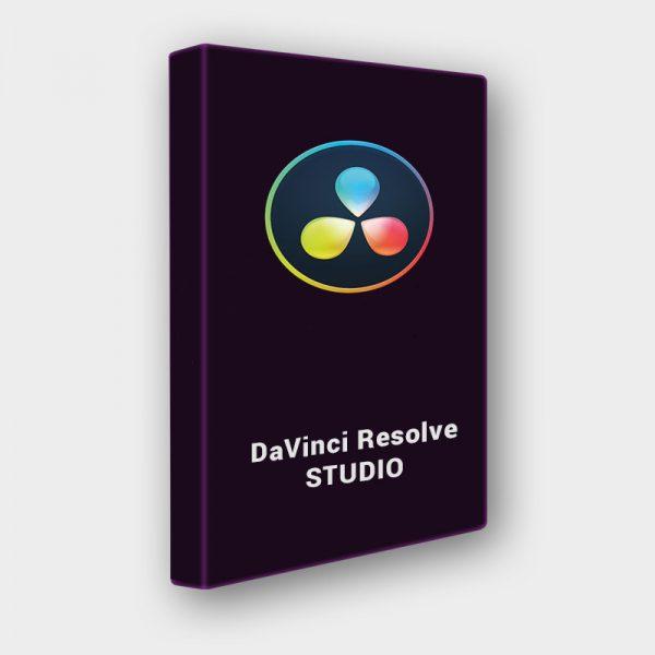 Produktbild DaVinci Resolve Studio 15