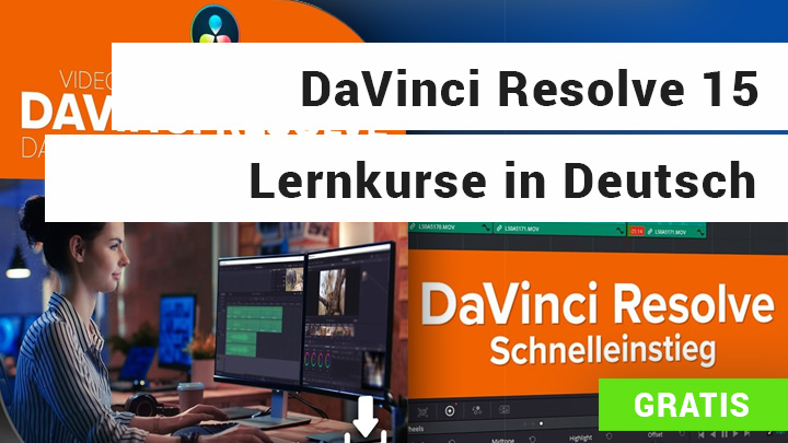DaVinci Resolve Training