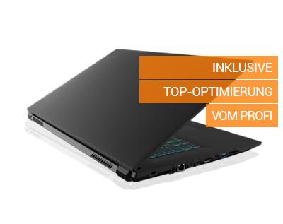 Notebook für den Videoschnitt