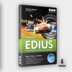 Produktbild Edius Aufbaukurs 2 Download