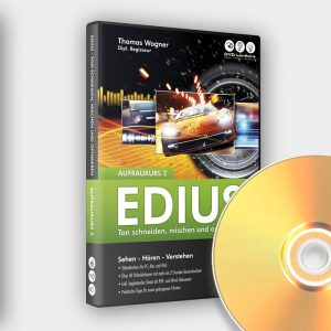 Produktbild Edius Aufbaukurs 2 DVD