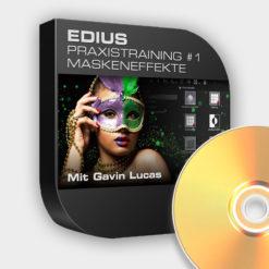 Edius Praxistraining Nr 1 - Kreative Maskeneffekte