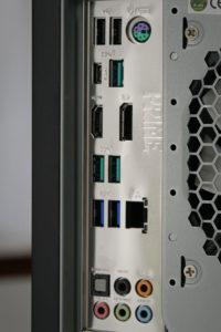 Bild Computer für Videoschnitt