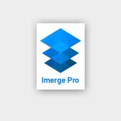 FXHome Imerge Pro Bildbearbeitung