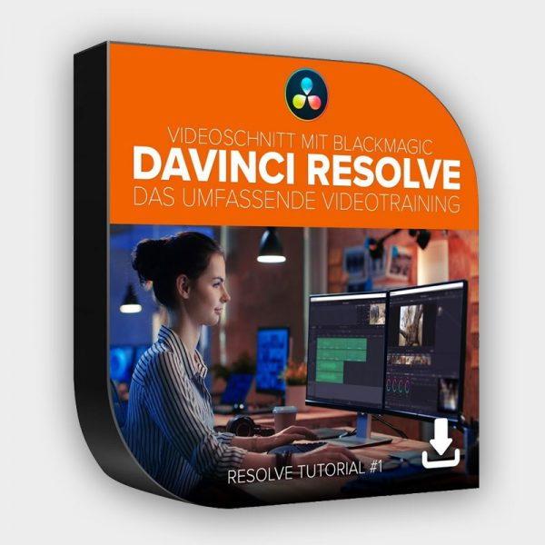 DaVinci Resolve Training als Download