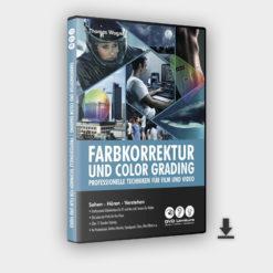 Lernkurs Farbkorrektur und Color Grading deutsch