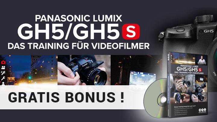 Panasonic GH5/GH5s