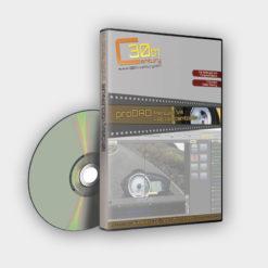 ProDAD Mercalli V4 und Actioncam-Tools Videolernkurs (DVD)