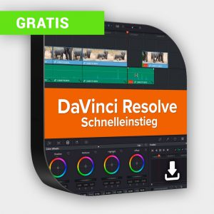 DaVinci Resolve 15 - Schnelleinstieg in Deutsch