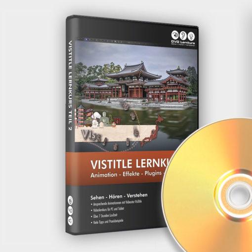 VisTitle Lernkurs Teil2 auf DVD