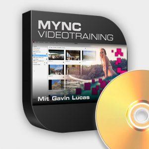 Produktbild Mync Videotraining auf DVD