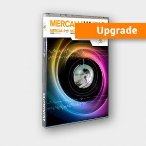 Produktbild: Paket mit Mercalli V4 SAL inkl. Plug-Ins (CMOS Fixr und V4 Stabilizr).