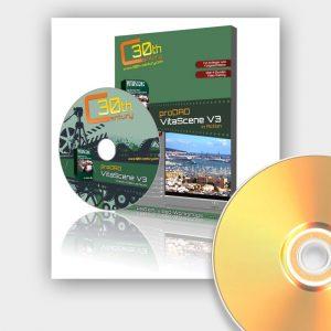 Lernkurs zu ProDAD Vitascene auf deutsch - DVD