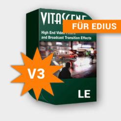ProDAD Vitascene 3 LE EDIUS 9 Anwender