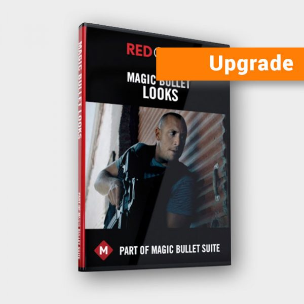 Red Giant Magic Bullet Looks Upgrade