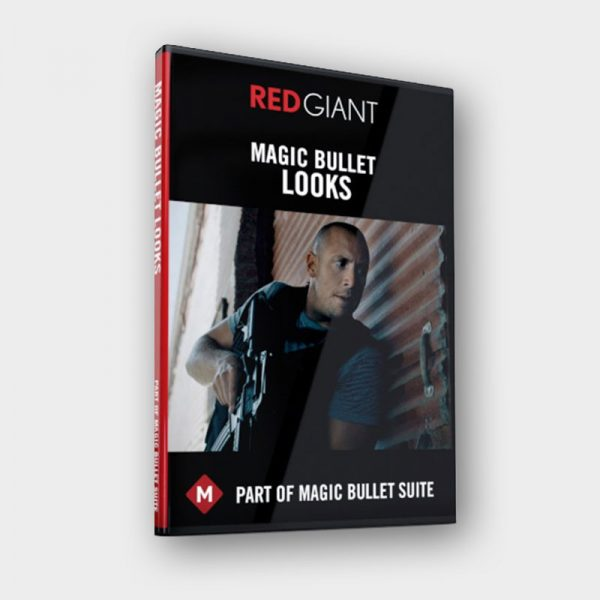 Red Giant Magic Bullet Looks Vollversion