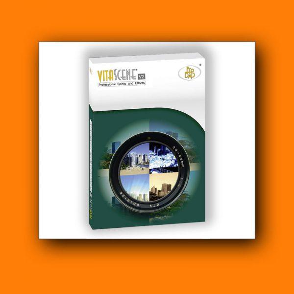 Vitascene 2 von ProDAD als Schnäppchen