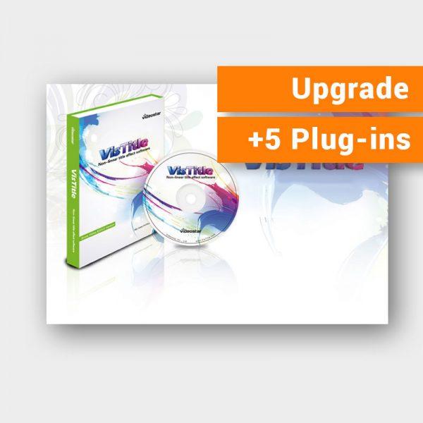Produktbild Vistitle von Videostar Upgrade inkl. 5 Plugins