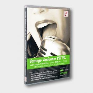 Produktbild Voxengo Voxformer - Audiooptimierung