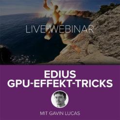 Webinar zu EDIUS